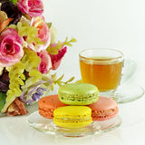 Macaroons. Royalty Free Stock Images