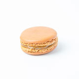 A macaroons on white background. Colorful macaroons on white background Stock Photography