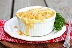 Macarrão e queijo Fotos de Stock