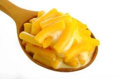 Macarrones con queso imagen de archivo libre de regalías