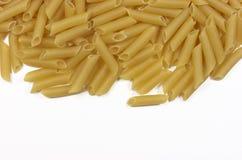 Macarrones. Pastas italianas. Foto de archivo