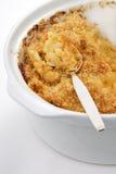 Macarrones y queso Foto de archivo libre de regalías