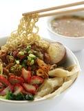 Macarronete chinês Foto de Stock Royalty Free