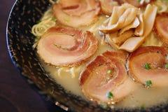 Macarronete de Ramen de Japão Imagens de Stock