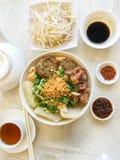 Macarronete Hong Kong Fotos de Stock