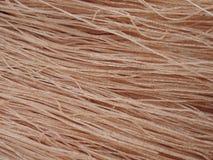 Macarronete secado do arroz integral fotografia de stock royalty free