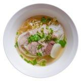 Macarronete tailandês Fotografia de Stock Royalty Free