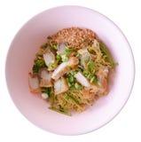 Macarronete tailandês Fotos de Stock Royalty Free