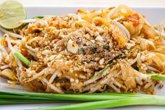 Macarronete tailandês imagem de stock royalty free