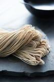 Macarronete tradicional japonês Fotografia de Stock