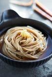 Macarronete tradicional japonês Foto de Stock Royalty Free