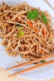 Macarronetes asiáticos Fotos de Stock