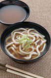 Macarronetes do Udon Imagem de Stock Royalty Free