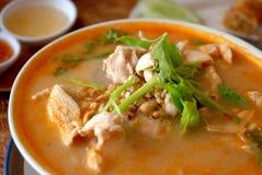 Macarronetes tailandeses do sabor Imagem de Stock Royalty Free