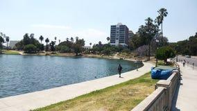 Macarthur park Westlake zdjęcia royalty free