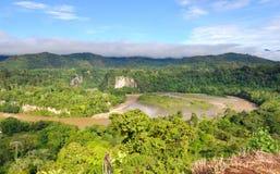 Macas, эквадор Стоковое фото RF