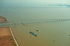 Macau bridges, in Cjina Stock Images