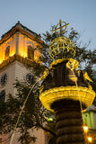 Macau Cathedral (The Historic Centre Of Macau) Royalty Free Stock Photography