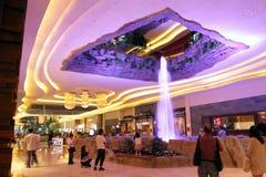 Macau: Central de Contai das areias foto de stock royalty free