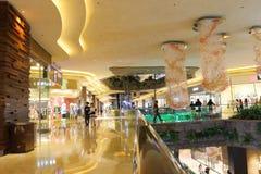 Macau: Centrale di Contai delle sabbie Immagine Stock Libera da Diritti