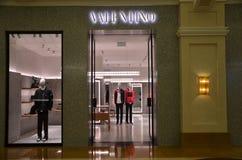 Valentino boutique in Macau Stock Photography