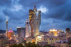 Macau, Chiny obrazy stock