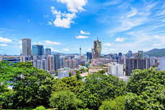 Macau city day Royalty Free Stock Photos