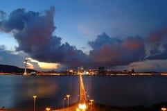 Macau city view Royalty Free Stock Photography