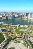 Macau city view Royalty Free Stock Photo