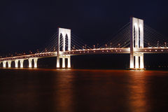 Macau cityscape of bridge Royalty Free Stock Photography