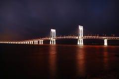Macau cityscape of bridge Royalty Free Stock Photos