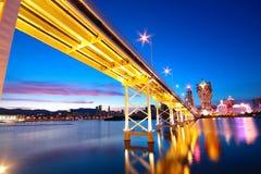 Free Macau Cityscape Of Bridge And Skyscraper Macao, Asia. Stock Photo - 27573630