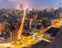 Macau cityscape Stock Photography