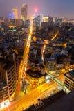 Macau cityscape Royalty Free Stock Image