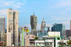 Macau del centro Fotografia Stock Libera da Diritti