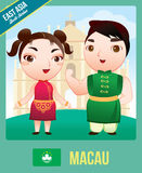Macau Doll Stock Images