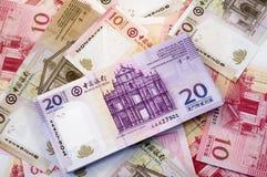 Macau dollar (patacas) Royalty Free Stock Photography