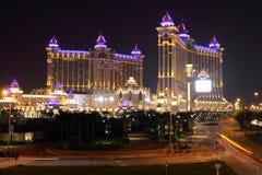 Macau : Galaxy Hotel royalty free stock photo