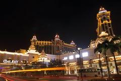 Macau : Galaxy Hotel royalty free stock images