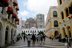 Macau Royalty Free Stock Image