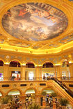 Macau : The Grand Canal Shoppes royalty free stock images