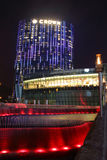 Macau: Hotel da coroa Fotos de Stock
