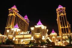 Macau: Hotel della galassia fotografia stock