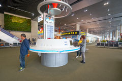 Macau International Airport Royalty Free Stock Image