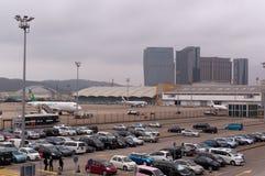 Macau lotnisko międzynarodowe Obraz Royalty Free