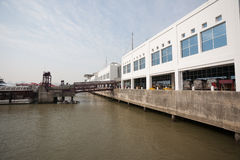 Macau Maritime Terminal Royalty Free Stock Photos