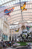 Macau : MGM Butterfly Pavilion stock photo