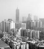 Macau monochrom Obrazy Stock