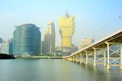 Macau panorama Royalty Free Stock Photos