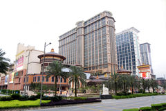 Macau : Sands Contai Central Stock Images